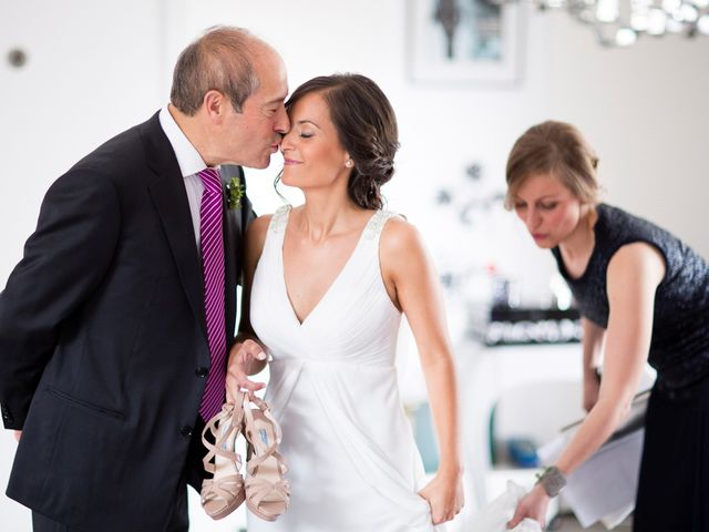 La boda de Chema y Miriam en Nigran, Pontevedra 23