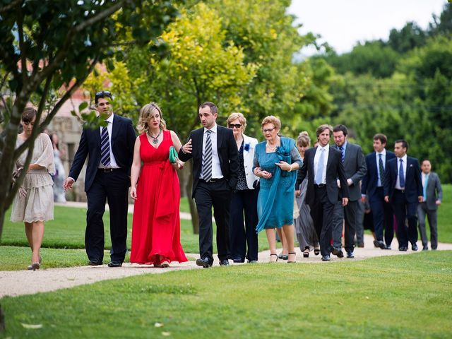 La boda de Chema y Miriam en Nigran, Pontevedra 26