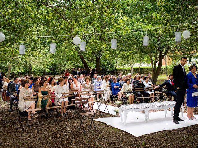 La boda de Chema y Miriam en Nigran, Pontevedra 28