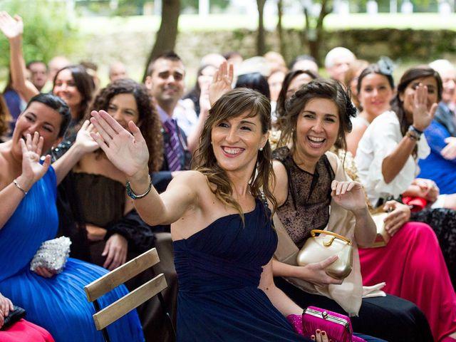 La boda de Chema y Miriam en Nigran, Pontevedra 29