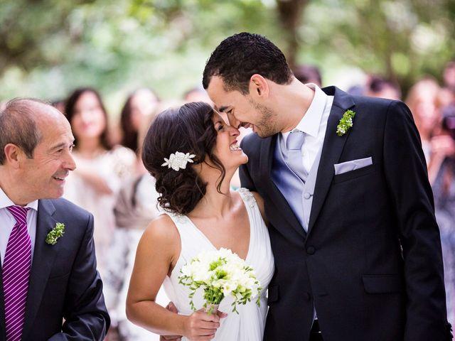 La boda de Chema y Miriam en Nigran, Pontevedra 31