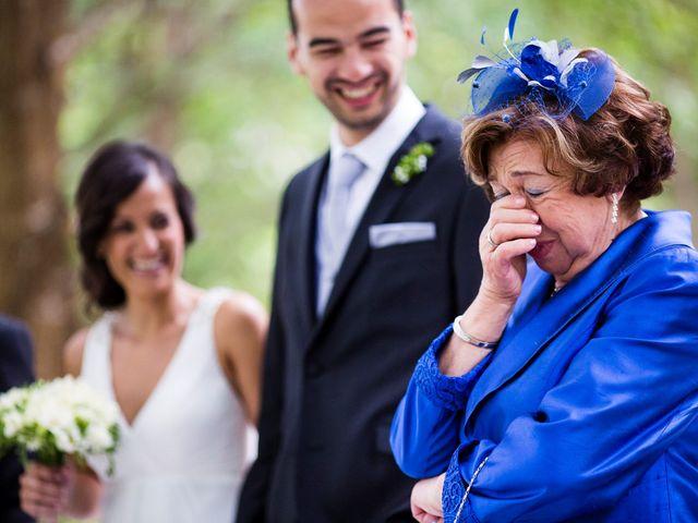 La boda de Chema y Miriam en Nigran, Pontevedra 33