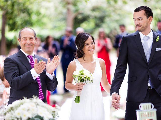 La boda de Chema y Miriam en Nigran, Pontevedra 35