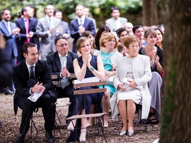 La boda de Chema y Miriam en Nigran, Pontevedra 36