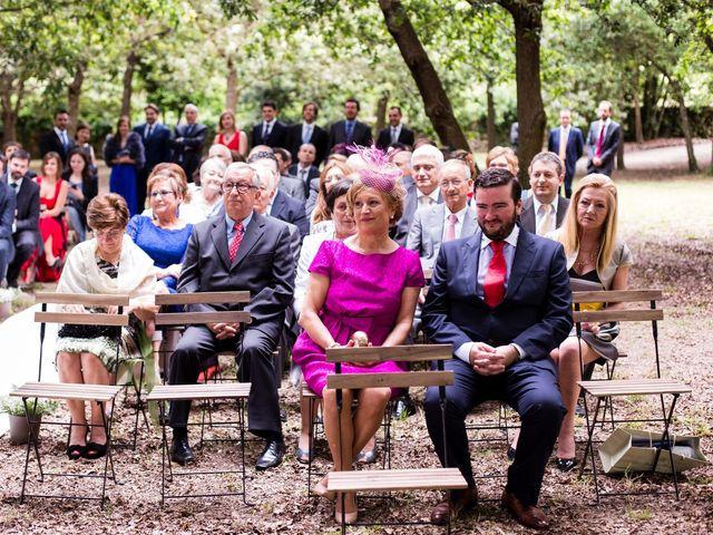 La boda de Chema y Miriam en Nigran, Pontevedra 41