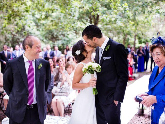 La boda de Chema y Miriam en Nigran, Pontevedra 42