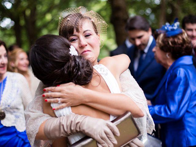 La boda de Chema y Miriam en Nigran, Pontevedra 46