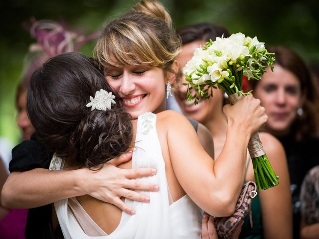 La boda de Chema y Miriam en Nigran, Pontevedra 47
