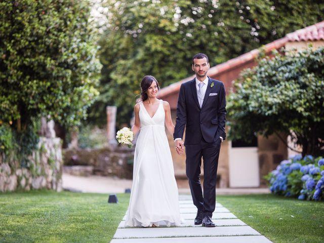 La boda de Miriam y Chema