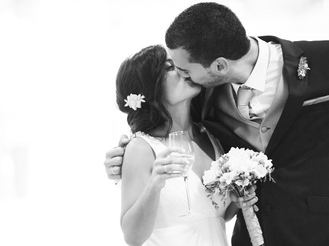 La boda de Chema y Miriam en Nigran, Pontevedra 1