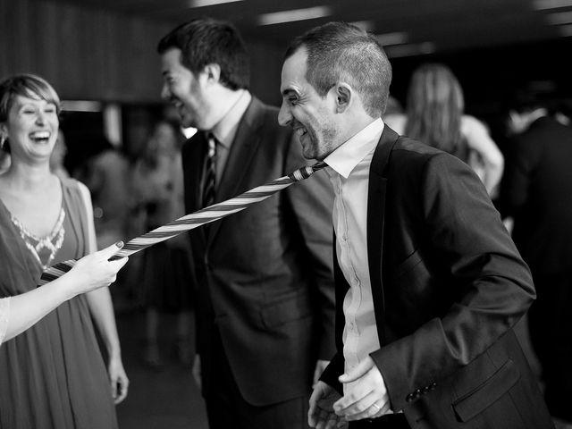 La boda de Chema y Miriam en Nigran, Pontevedra 59