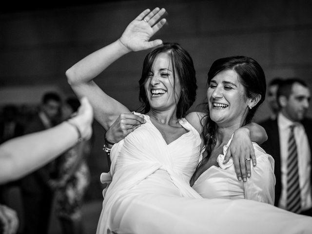 La boda de Chema y Miriam en Nigran, Pontevedra 64