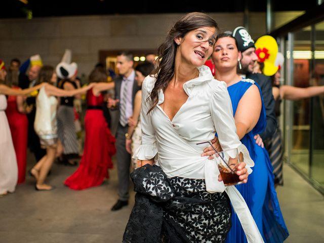 La boda de Chema y Miriam en Nigran, Pontevedra 71