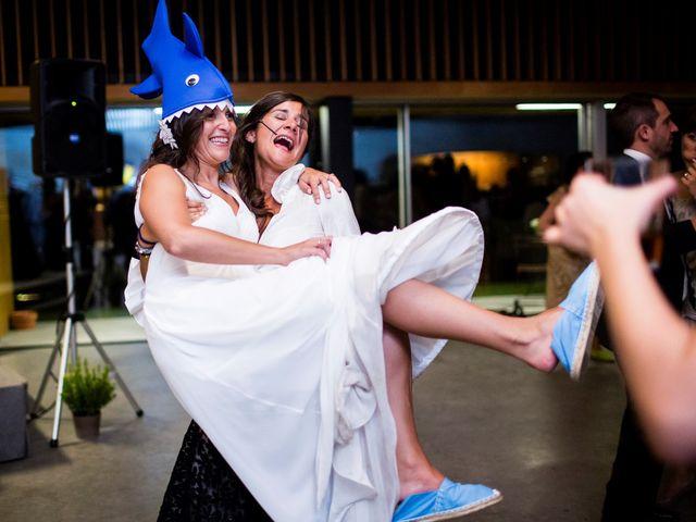 La boda de Chema y Miriam en Nigran, Pontevedra 74