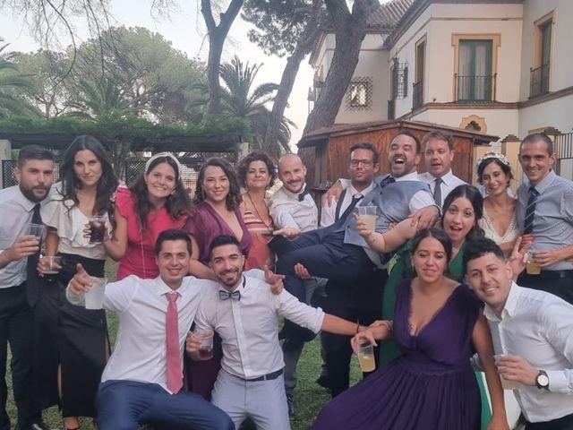 La boda de Prado y Dani
