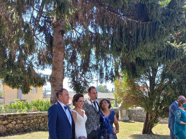 La boda de Felipe  y Maria en Tabagon, Pontevedra 7