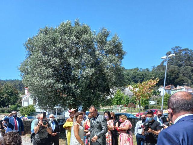 La boda de Felipe  y Maria en Tabagon, Pontevedra 8
