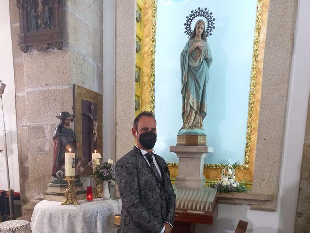 La boda de Felipe  y Maria en Tabagon, Pontevedra 9