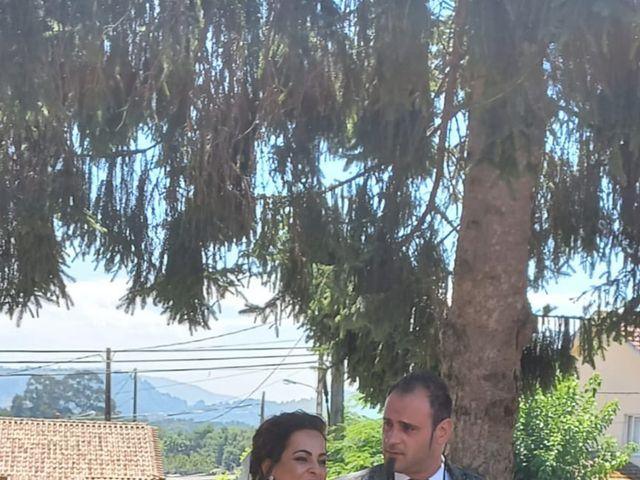 La boda de Felipe  y Maria en Tabagon, Pontevedra 1