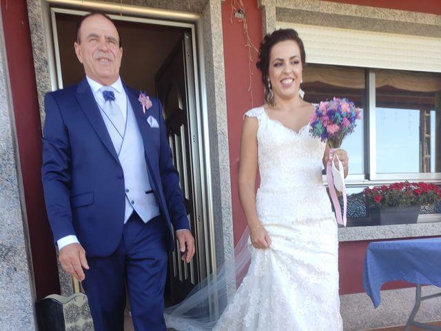 La boda de Felipe  y Maria en Tabagon, Pontevedra 11