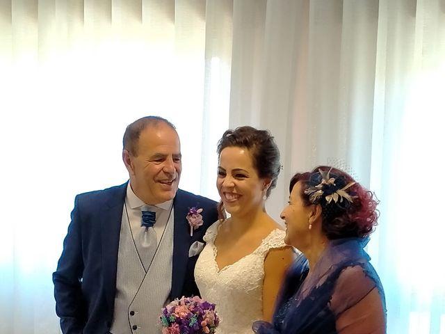La boda de Felipe  y Maria en Tabagon, Pontevedra 12