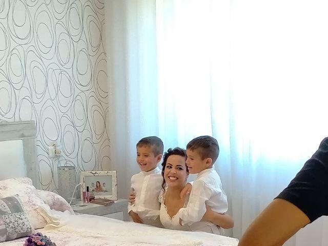 La boda de Felipe  y Maria en Tabagon, Pontevedra 13