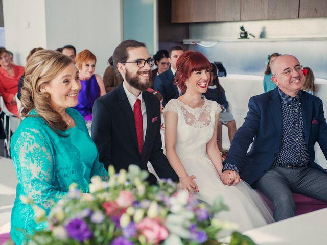 La boda de Juanma y Rocío en Valencia, Valencia 15