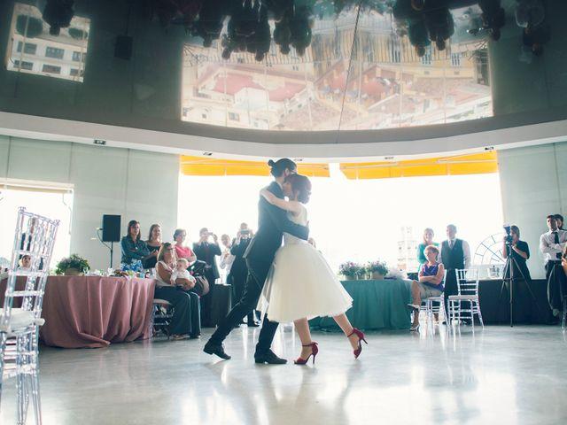La boda de Juanma y Rocío en Valencia, Valencia 20