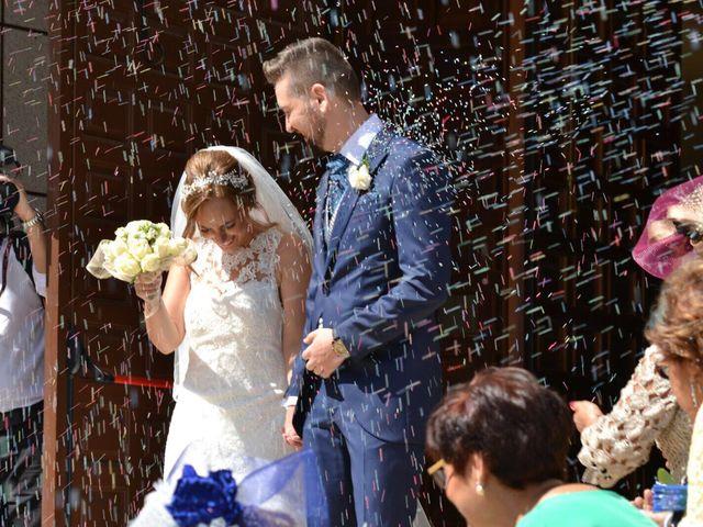 La boda de Alejandro y Rocio en Torre Del Mar, Málaga 1