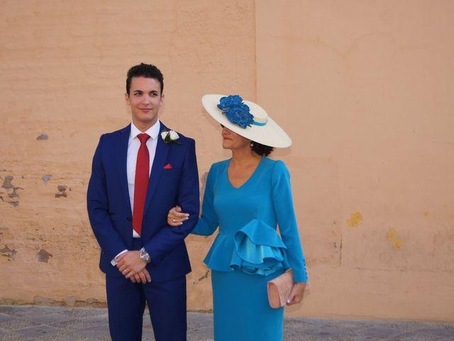 La boda de Estrella  y Luis Miguel  en Sevilla, Sevilla 3