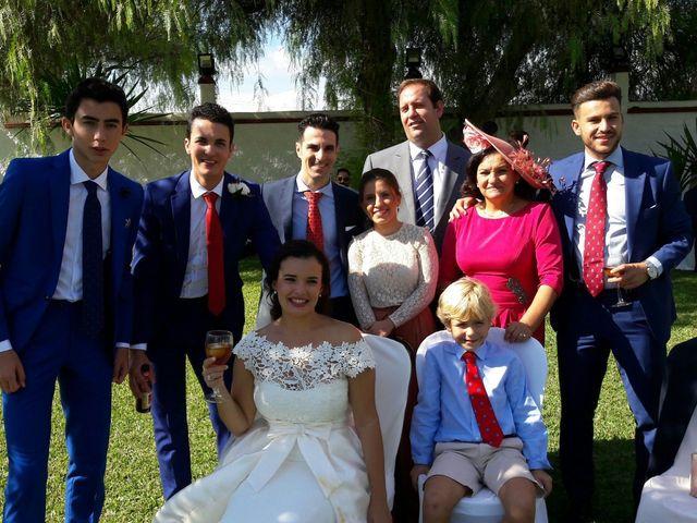 La boda de Estrella  y Luis Miguel  en Sevilla, Sevilla 5