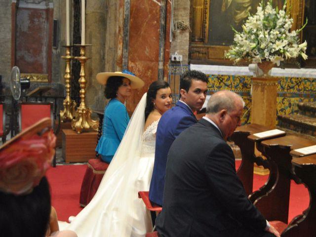 La boda de Estrella  y Luis Miguel  en Sevilla, Sevilla 6