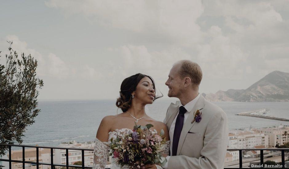 La boda de Grant y Marlin en Calp/calpe, Alicante