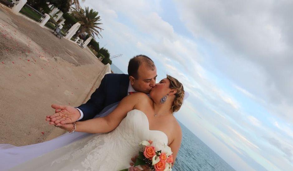 La boda de Ángel  y Sonia  en Vilanova I La Geltru, Barcelona