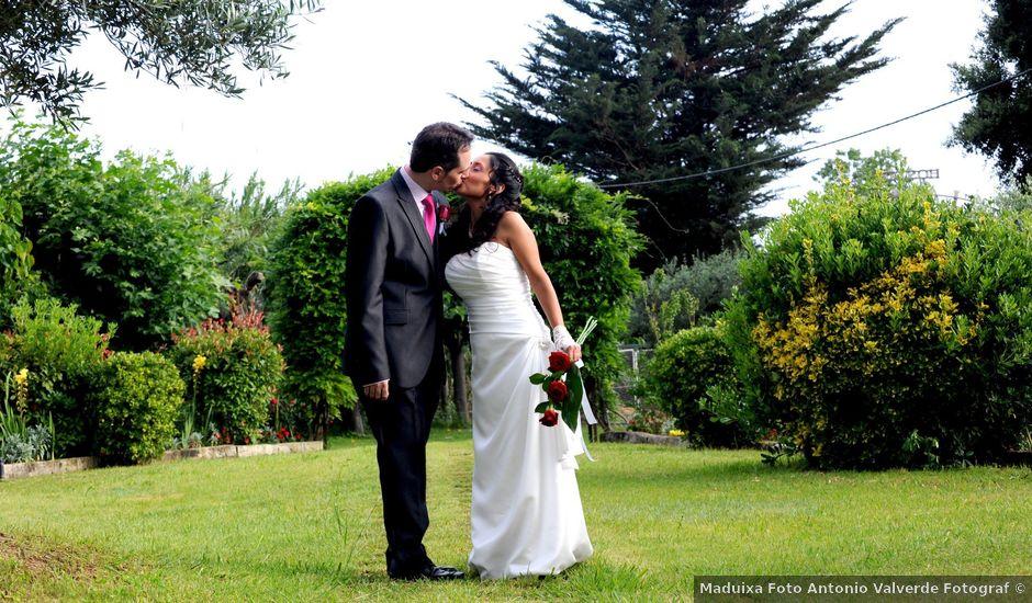 La boda de Jordi y Silvia en Tordera, Barcelona