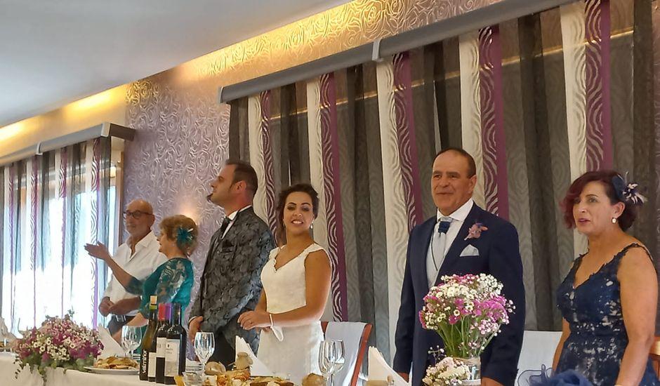 La boda de Felipe  y Maria en Tabagon, Pontevedra