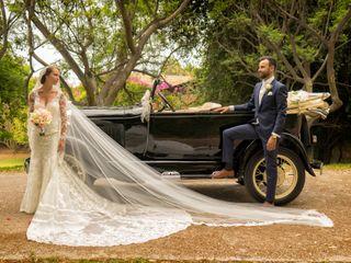 La boda de Jessica y Rafael