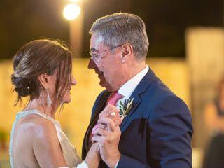 La boda de Antonia y Antonio