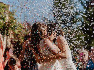 La boda de Andrea y Ana