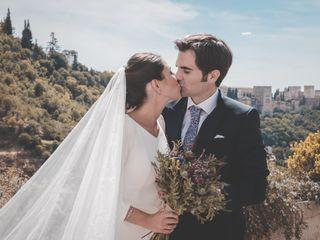 La boda de Laura y Javier