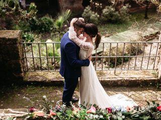 La boda de Inova y Alex