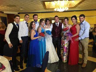 La boda de Pily y Bernabe