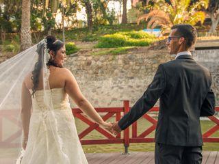 La boda de Selene y Héctor