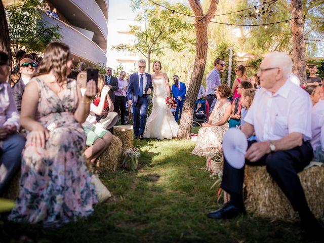 La boda de Sergio y Sonia en Tarragona, Tarragona 37