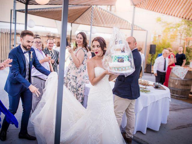 La boda de Sergio y Sonia en Tarragona, Tarragona 58