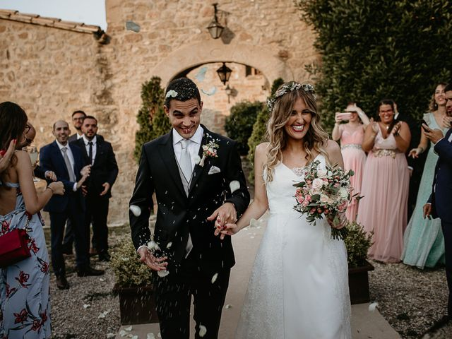 La boda de Miryam y Frann