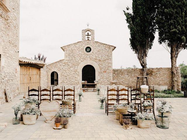 La boda de Robert y Sandra en La Riera De Gaia, Tarragona 1