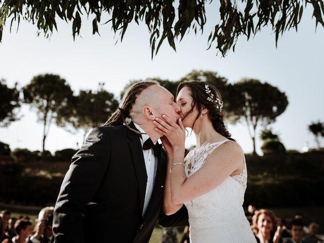 La boda de Bartek y Carmen en Mijas Costa, Málaga 1