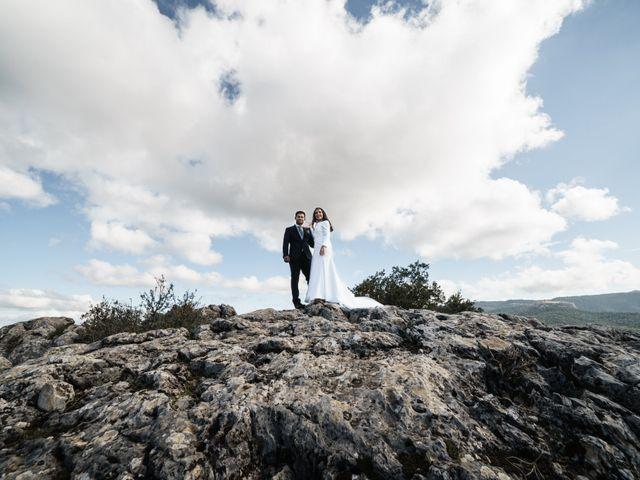 La boda de Jose y Isabel en Cazorla, Jaén 1