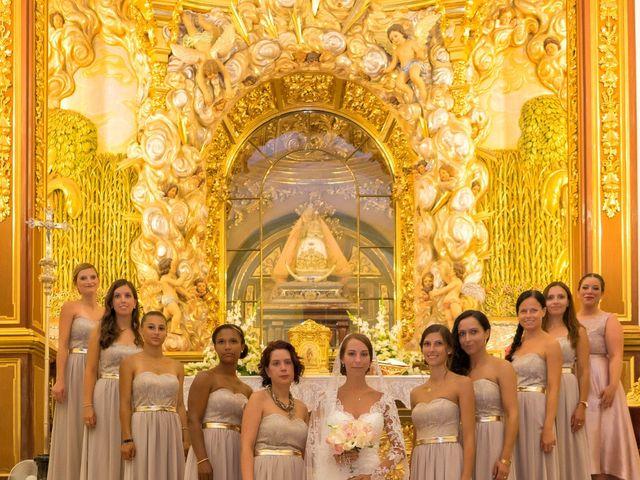 La boda de Rafael y Jessica en Motril, Granada 12